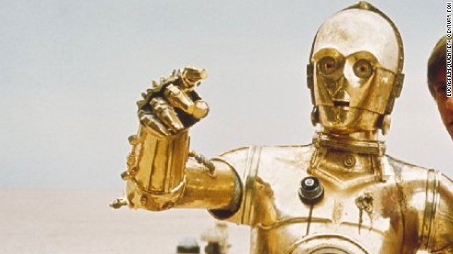Is C-3PO a Republican?