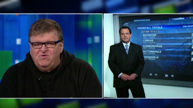 Michael Moore: 'We're in big trouble'