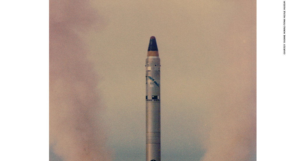 The Titan II missile was designed to launch in as little as 58 seconds. NASA developed Titan II rockets to propel Gemini astronauts into orbit during the 1960s.