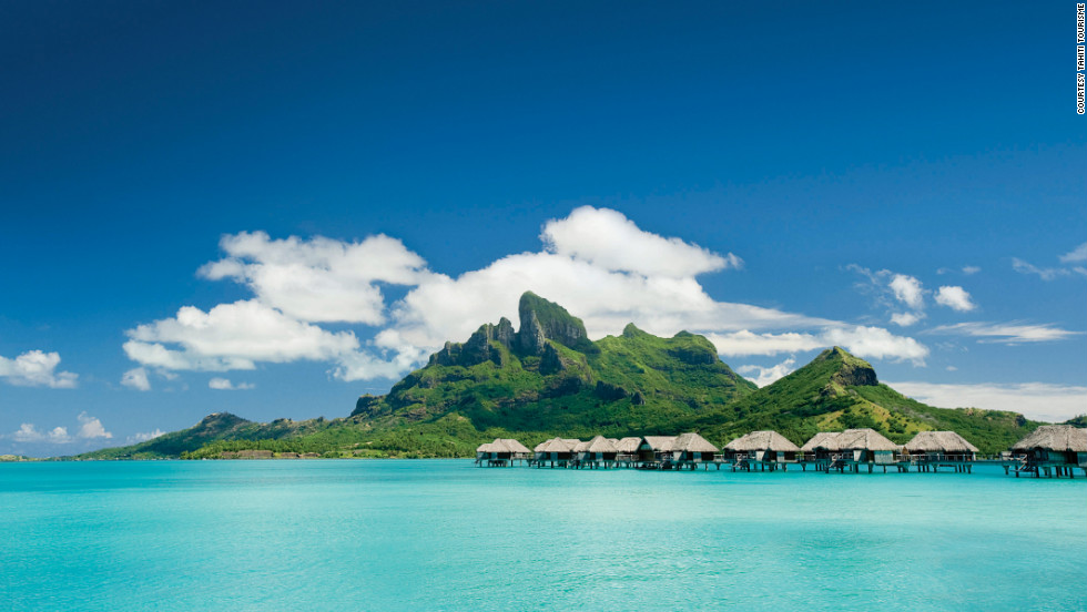 "The Agoda survey revealed that resort islands are the most popular type of dream honeymoon destination, with Tahiti coming eighth. Tahiti also got a spot on our list of the <a href=""http://edition.cnn.com/2013/05/28/travel/100-best-beaches/index.html"">world's best 100 beaches</a>."