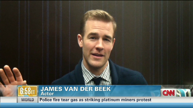 Best Advice: James van der Beek