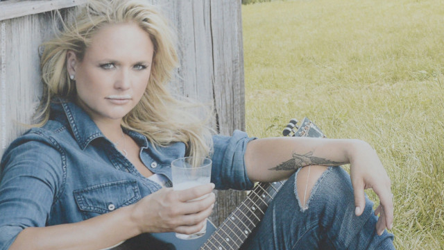 NASHVILLE, TN - OCTOBER 31: Miranda Lambert poses at Got Milk? ad unveiling at the Country Music Association headquarters on October 31, 2012 in Nashville, Tennessee. (Photo by Jason Kempin/Getty Images for Got Milk?)