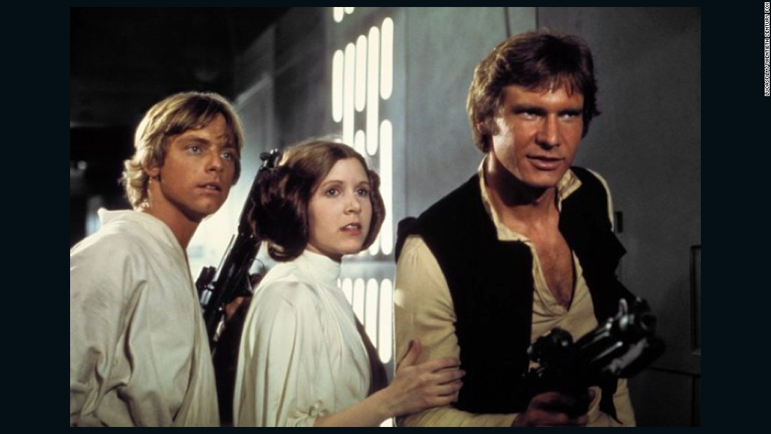 "The original 1977 ""Star Wars"" starred Mark Hamill as Luke Skywalker, Carrie Fisher as Princess Leia and Harrison Ford as the swashbuckling Han Solo. Almost 40 years later, Disney has announced that an anthology film about Solo's origins -- a solo Han Solo film, so to speak -- is in the works and will be overseen by ""Lego Movie"" directors Christopher Miller and Phil Lord. Click through the gallery to see the growth of the ""Star Wars"" universe."
