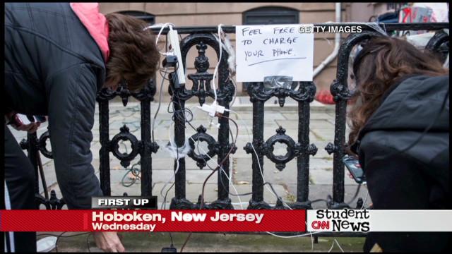 CNN Student News - 11/2/12