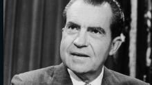 Richard M. Nixon, the thirty-seventh President (1969-1974)