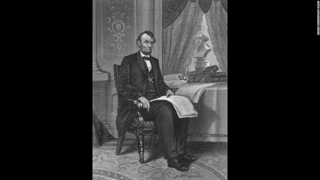 "Abraham Lincoln, the 16th president, liked to eat ""apples and hot coffee"" and didn't demand much in a meal, according to historians. He enjoyed <a href=""https://www.nps.gov/museum/exhibits/liho/printVersion.html"" target=""_blank"">oysters, venison, and corned beef and cabbage</a>."