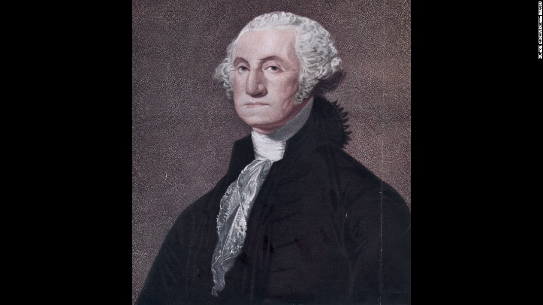 "George Washington, the first US president, had simple eating habits. He enjoyed <a href=""http://www.mountvernon.org/digital-encyclopedia/article/hoecakes-and-honey/"" target=""_blank"">nuts, fish</a> and <a href=""http://www.mountvernon.org/digital-encyclopedia/article/madeira/"" target=""_blank"">Madeira wine</a>, according to his Mount Vernon estate. For breakfast, <a href=""http://www.mountvernon.org/recipes/hoecakes/"" target=""_blank"">Washington ate hoecakes</a>, covered with butter and honey, and drank hot tea."