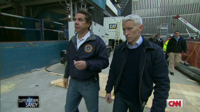 Cuomo: Sept. 11 museum filled with water