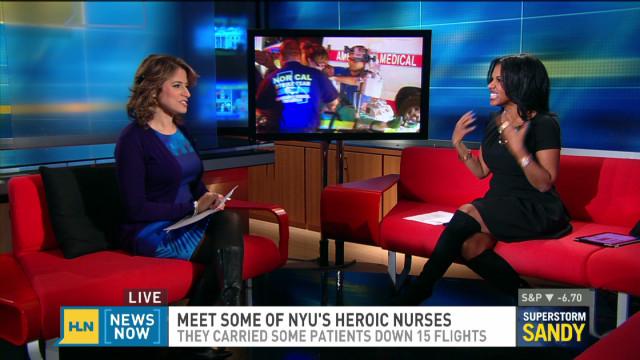 Meet NYU's heroic nurses