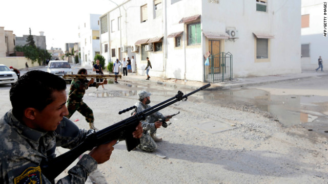 New clashes in Libya