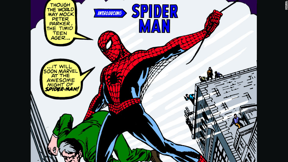 Spider-Man's first appearance portrayed Peter Parker as an oft-bullied science nerd who gains super powers after being bitten by a radioactive spider. With a few notable exceptions, the basic Spidey character has remained much the same.