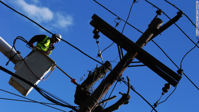Did Sandy power outages have to happen?