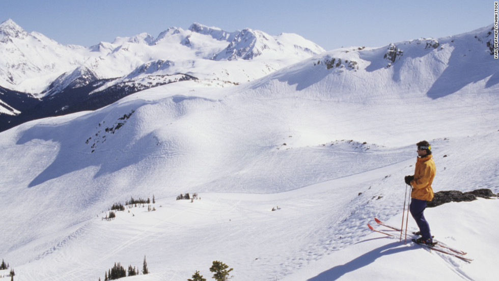 The beginning and end of ski season in Whistler and elsewhere will often have deals for die-hard skiers. <br />