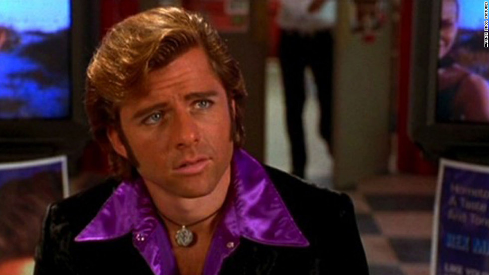 """Maxwell Caulfield's Rex Manning is the stud behind the fictional hit <a href=""""http://www.youtube.com/watch?v=szvt8iWJ0oo"""" target=""""_blank"""">""""Say No More Mon Amour""""</a> in """"Empire Records."""" As the ladies say in the 1995 flick, """"Oh, Rexy, you're so sexy."""""""
