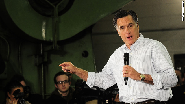 Romney likes 'to fire people' | January 9, 2012