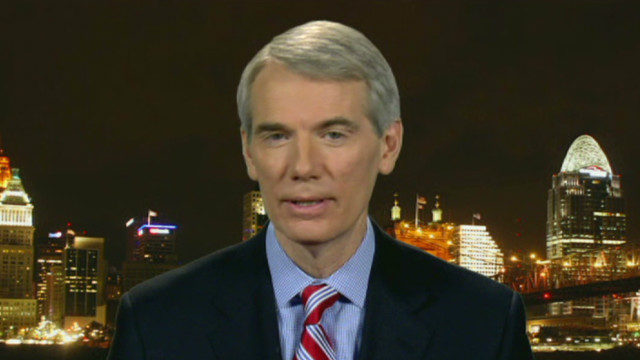 Portman: Momentum on Romney's side
