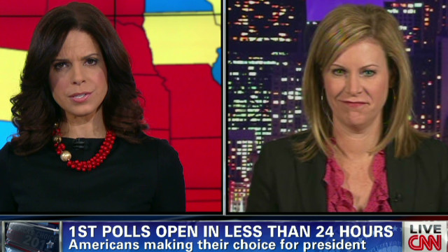Obama camp responds to latest polls