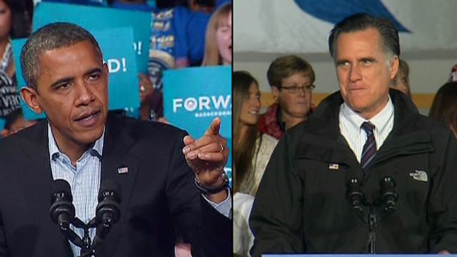 Mitt Romney pounces on Obama's 'revenge voting' comments.