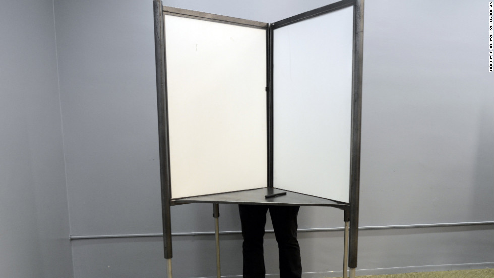 Some voters are truly blank slates.