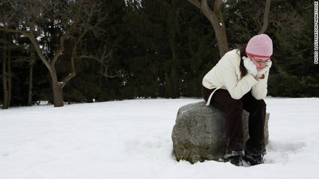 Symptoms of seasonal affective disorder usually begin in the fall as days shorten.