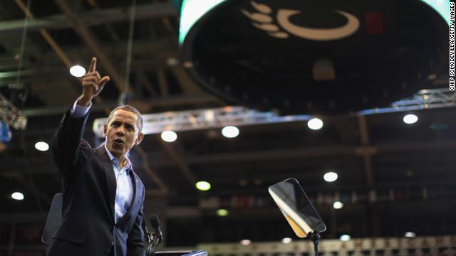 Strickland: Ohio goes Obama at 11:37 pm