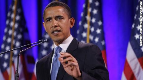 2008: Obama addresses race in America