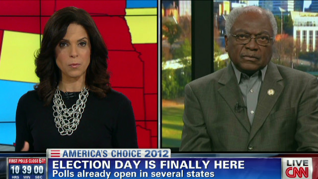 Rep. Clyburn: Sandy was defining moment