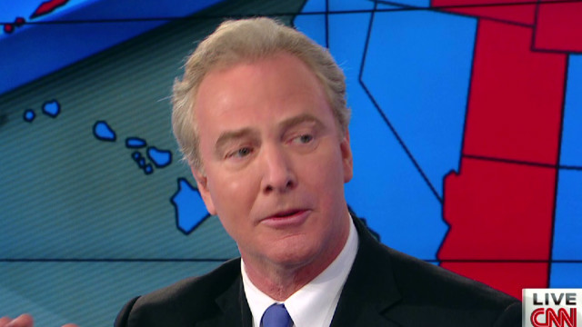 Van Hollen: 'It was a decisive election'
