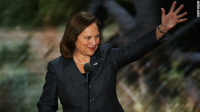 Nebraska Sen. Deb Fischer