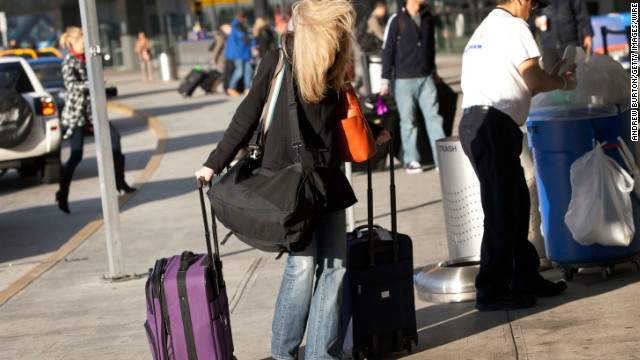 With fewer flights and more people traveling this Thanksgiving holiday, expect planes to be packed.