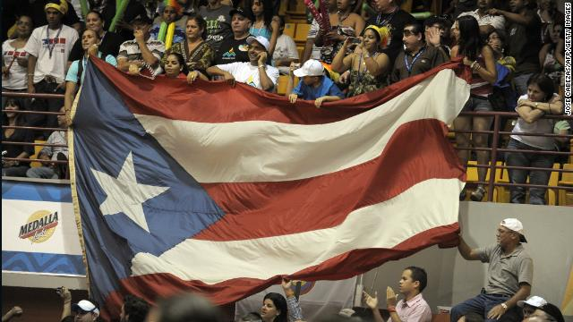(File photo) Puerto Ricans voted in favor of statehood, marking the first time such an initiative garnered a majority.