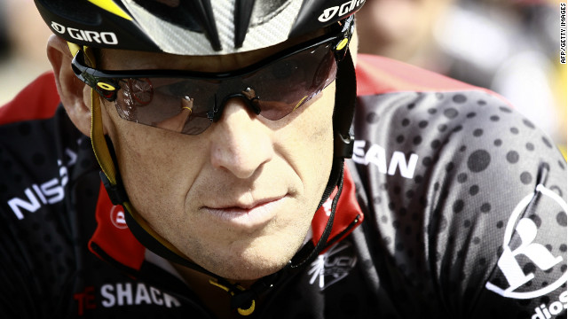 Journalist's crusade to expose Armstrong