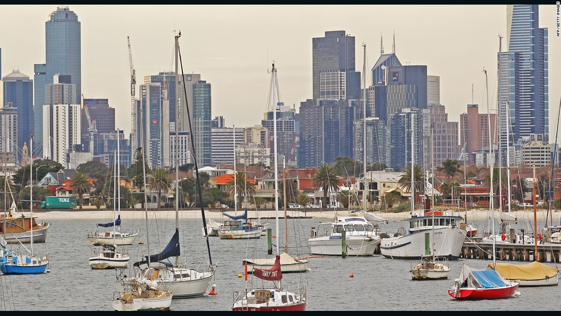 With great coffee, great food, lively music and arts scene and lots of open space, it's no surprise why Melbourne is rated the most livable city in the annual livability ranking by the Economist Intelligence Unit. Click through the gallery for the top five best and worst scoring cities on the list: