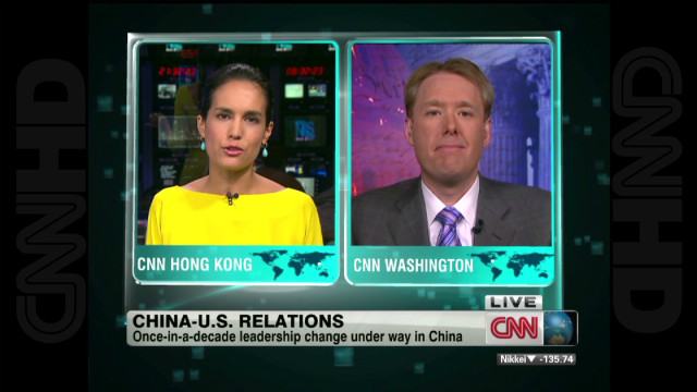 New era emerges for U.S.-China ties