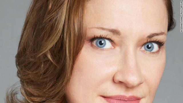 Stephanie Kleine-Ahlbrandt
