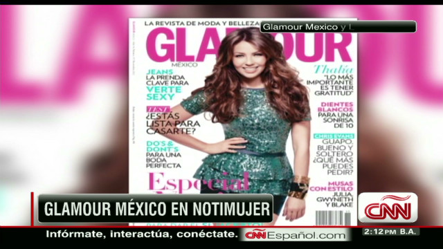 cnne notimujer thalia glamour cover_00005227