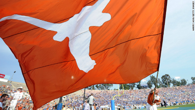"""""""No words are adequate to describe the impact Darrell Royal had on this state .. and Texas football,""""  said Texas' athletics director."""