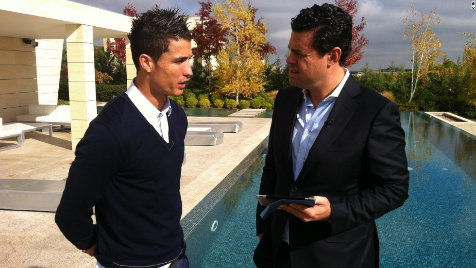 "Ronaldo tells CNN's Pedro Pinto in an exclusive interview that he believes his perceived 'arrogance' has made him less popular than his chief rival Lionel Messi. ""You know, sometimes I'm a victim of that because they don't know the real Cristiano,"" said the Real Madrid forward."