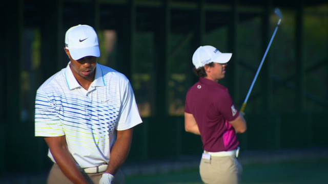 Tiger and Rory's $1.4 million battle