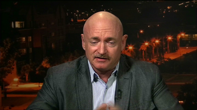 Mark Kelly on being in court Thursday
