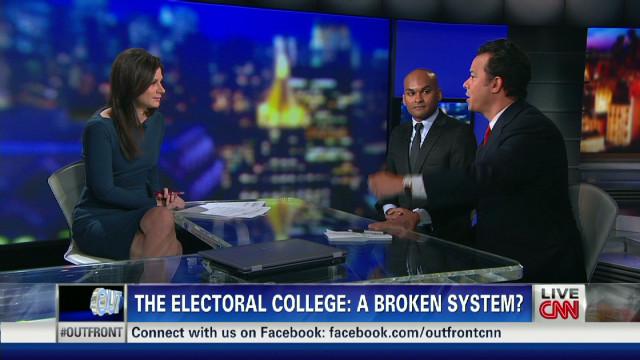 Electoral college comes under scrutiny
