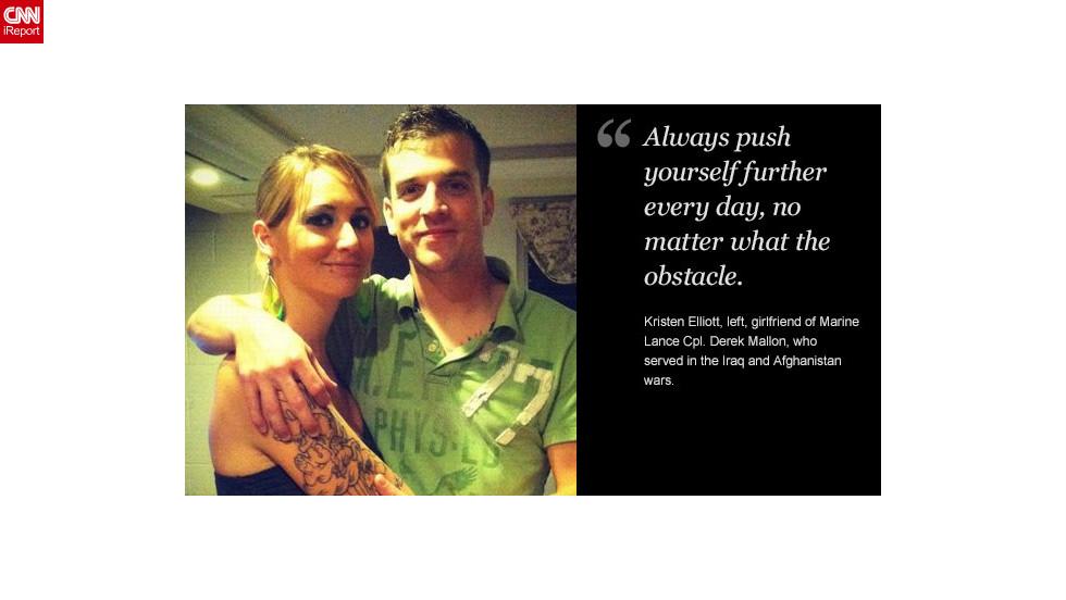 "<a href=""http://ireport.cnn.com/docs/DOC-876807"">Read Kristen Elliott's tribute to her boyfriend on iReport.</a>"