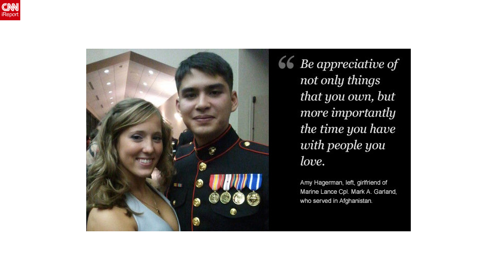 "<a href=""http://ireport.cnn.com/docs/DOC-878574"">Read Amy Hagerman's tribute to her boyfriend on iReport.</a>"