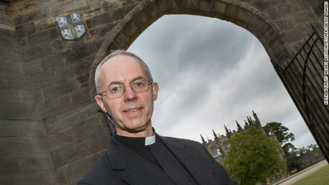 Bishop: Welby is a good listener
