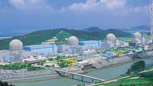 Authorities said microscopic cracks were found in control rods in one reactor at the Yonggwang nuclear plant.