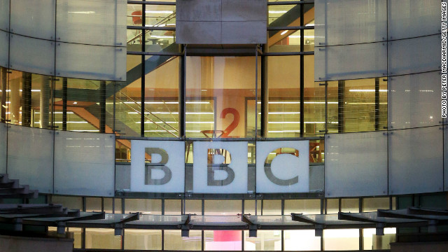 BBC chief quits over report error
