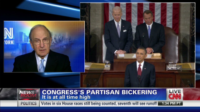 Sen. George Mitchell on Compromise