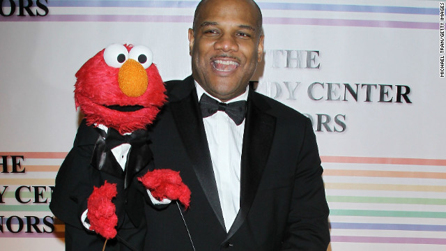 Voice of Elmo leaves 'Sesame Street'