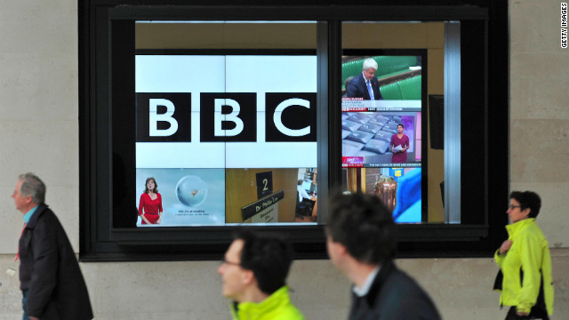 The BBC's director general resigned after a report that falsely implicated a former senior political official in a child sex scandal.