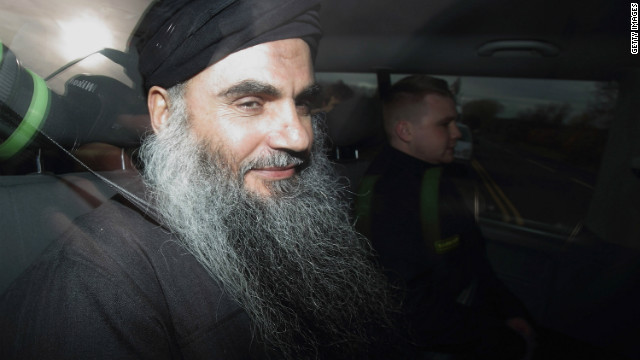 Radical cleric Abu Qatada legal battles